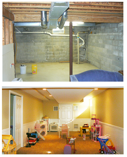 basement finishing nj