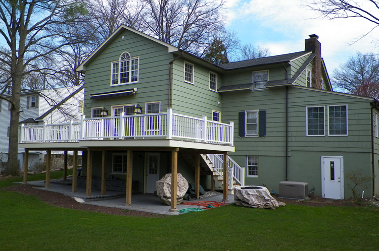 deck addition nj